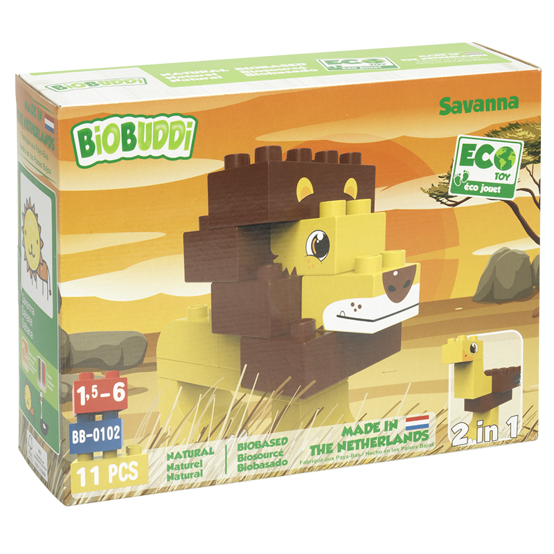 Biobuddi Savanna - 11 piece