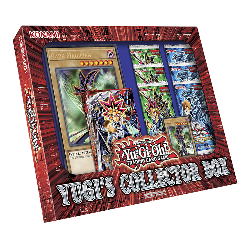 Yu-Gi-Oh Collector Box - Assorted
