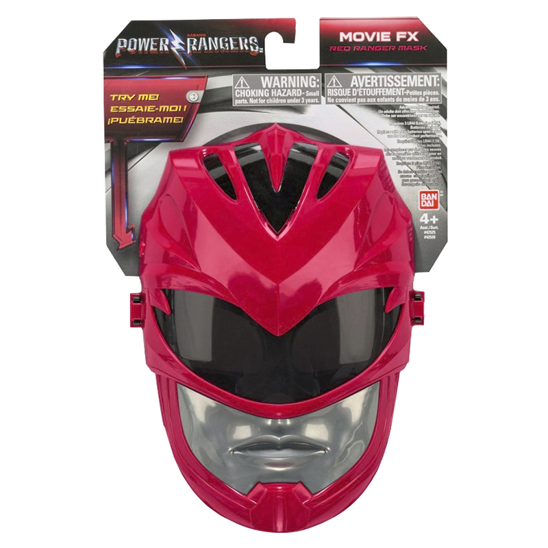 Power Rangers Red Mask