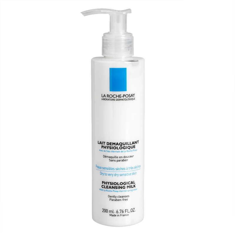 La Roche-Posay Physiological Cleansing Milk - 200ml