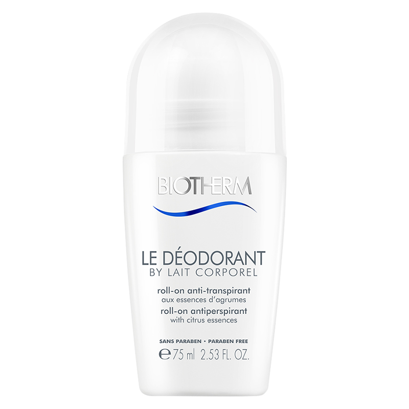 Biotherm Le Deodorant by Lait Corporel Roll-on Anti-Perspirant - 75ml