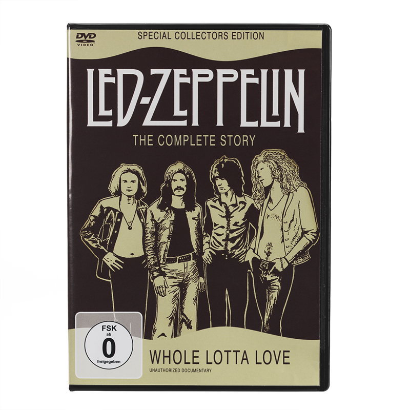 Led Zepplin - Whole Lotta Love - DVD
