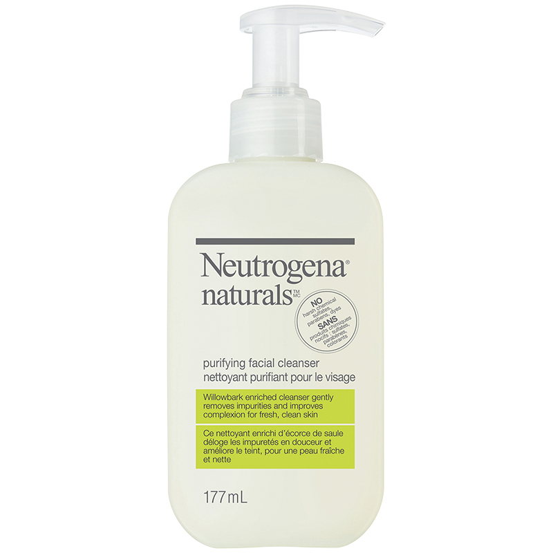 Neutrogena Naturals Purifying Facial Cleanser - 177ml