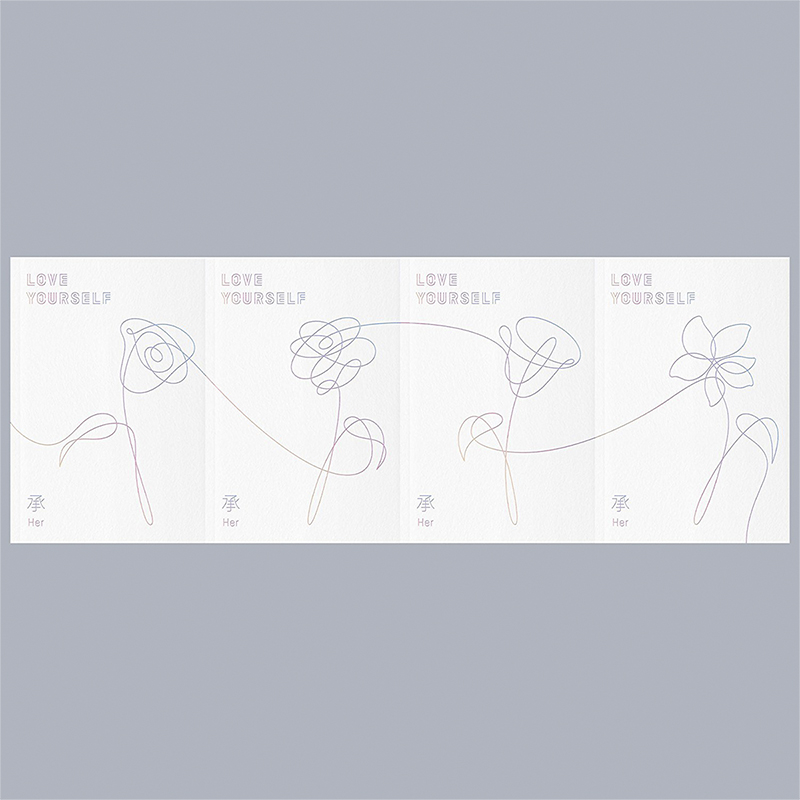 BTS - Love Yourself: Her - CD