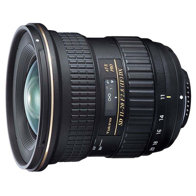 Tokina 11-20mm F2.8 PRO Lens for Nikon - PRODXN