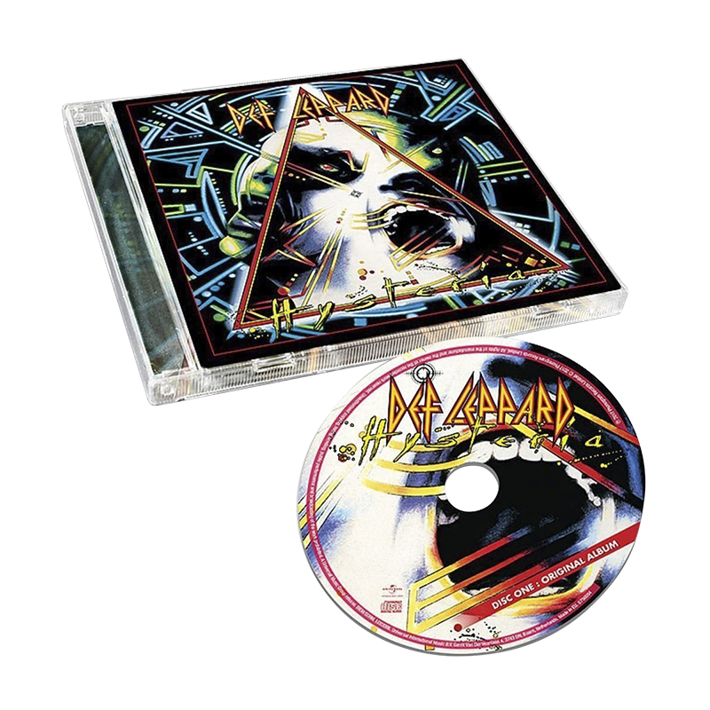 Def Leppard - Hysteria (30th Anniversary Edition) - CD