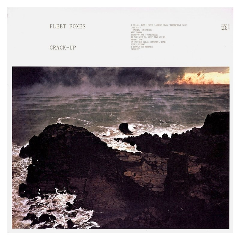 Fleet Foxes - Crack-Up - 2 LP Vinyl