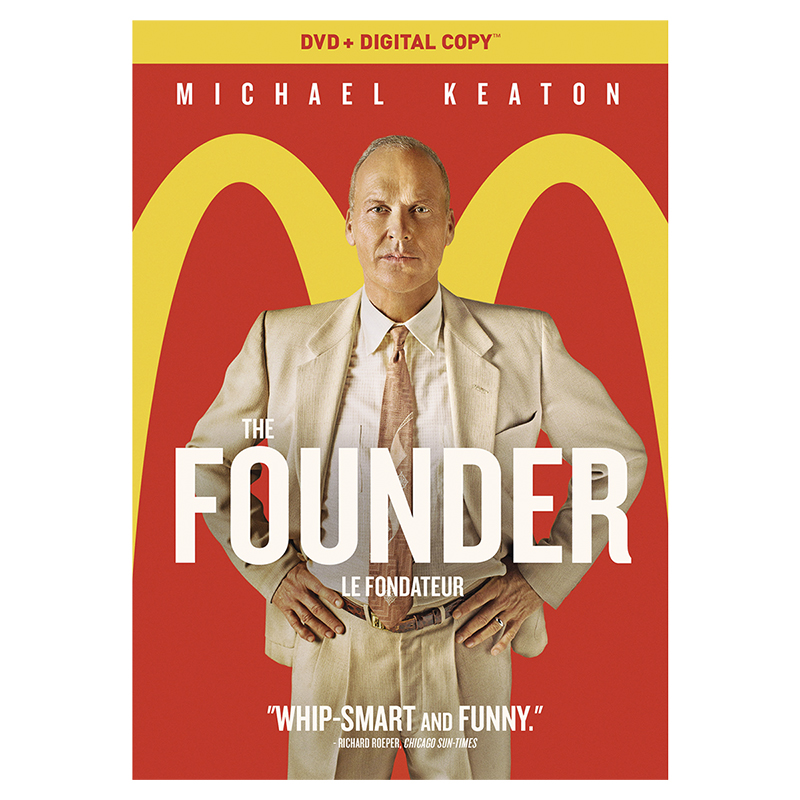 The Founder - DVD