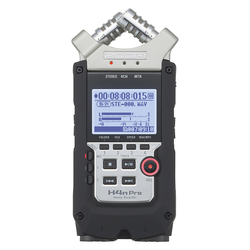 Zoom H4n Pro Handy Recorder - ZH4NPRO