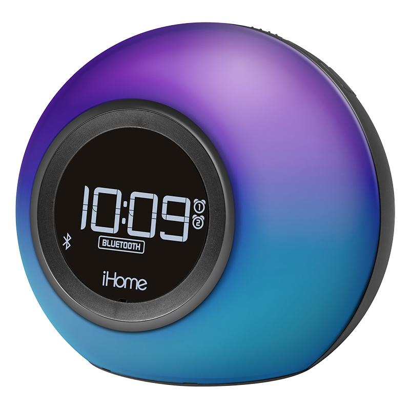 iHome Bluetooth Dual Alarm Clock - IBT29BC