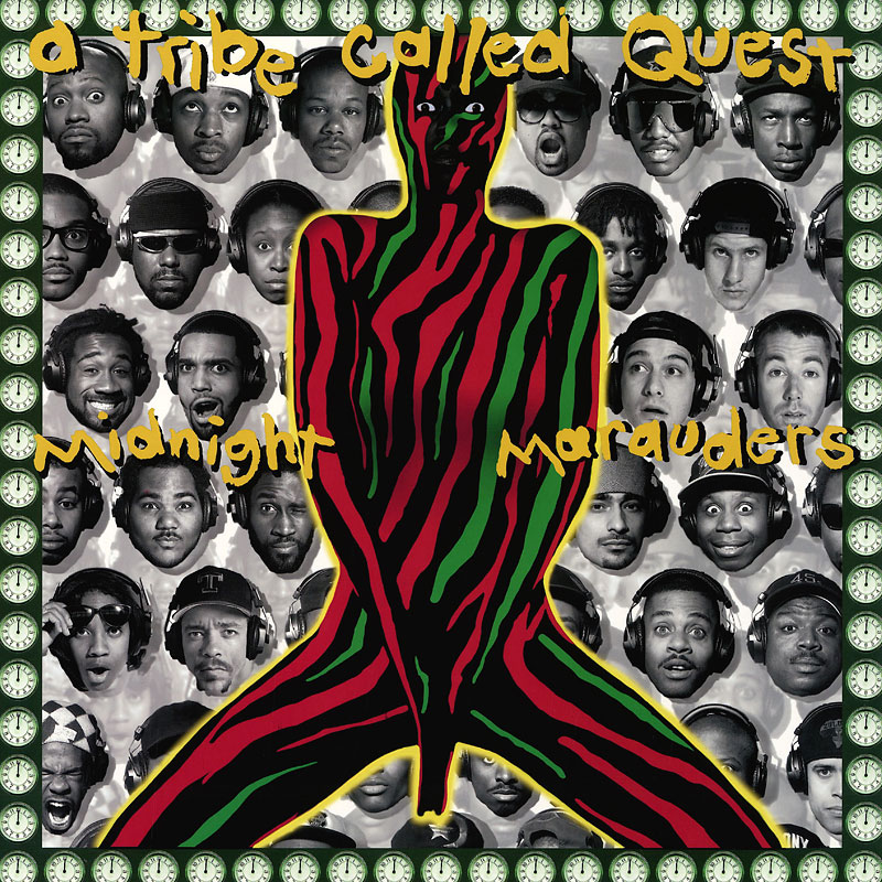 A Tribe Called Quest - Midnight Marauders - Vinyl