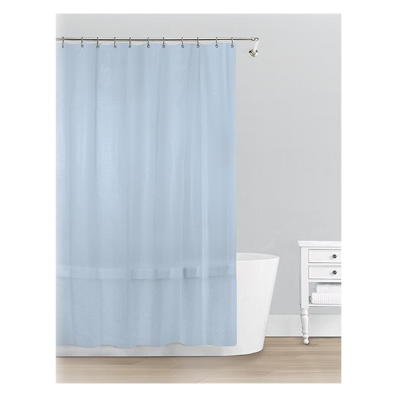 Splash Motto Peva Shower Curtain