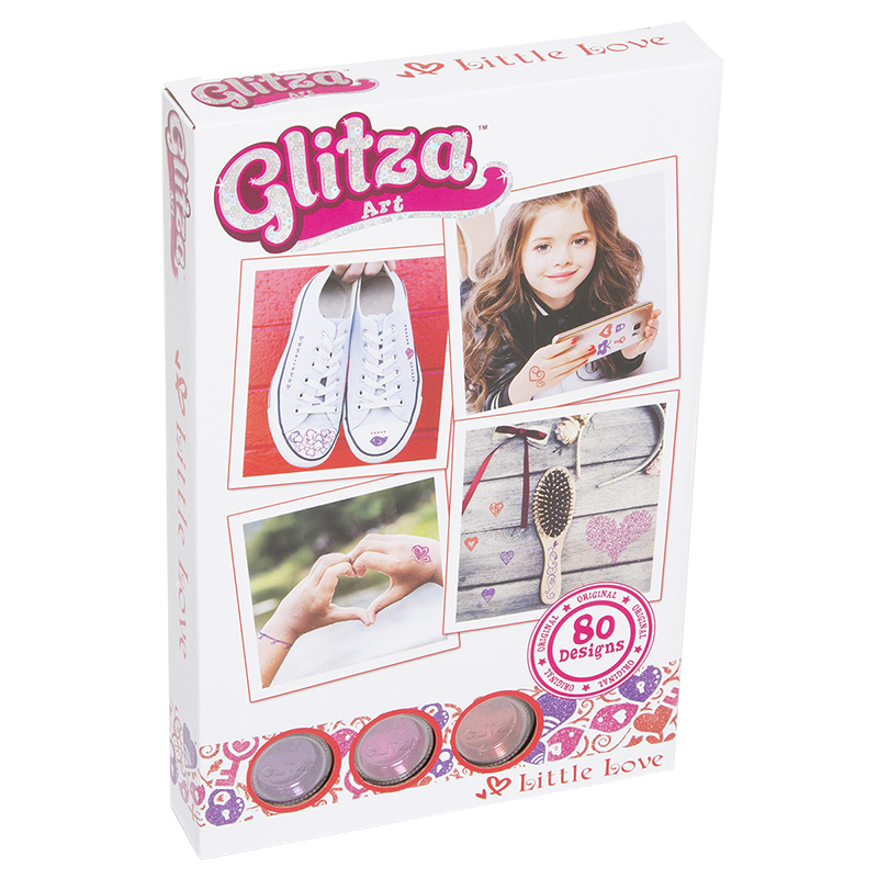 Bojeux Glitza - Little Love 80