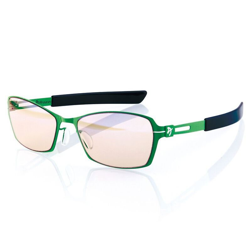 Arozzi Visione VX-500 Glasses - Green - VX500-3
