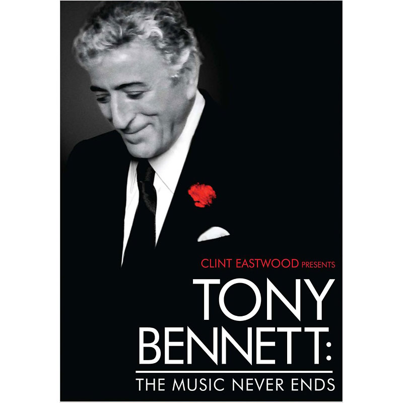 Tony Bennett: The Music Never Ends - DVD