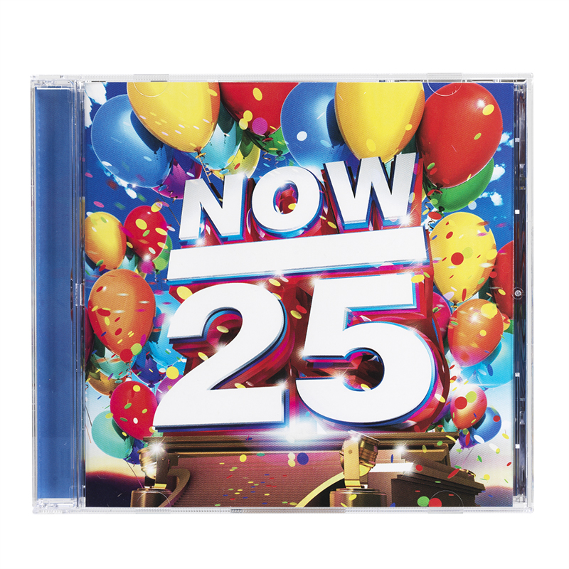 Various Artists - Now 25 - CD