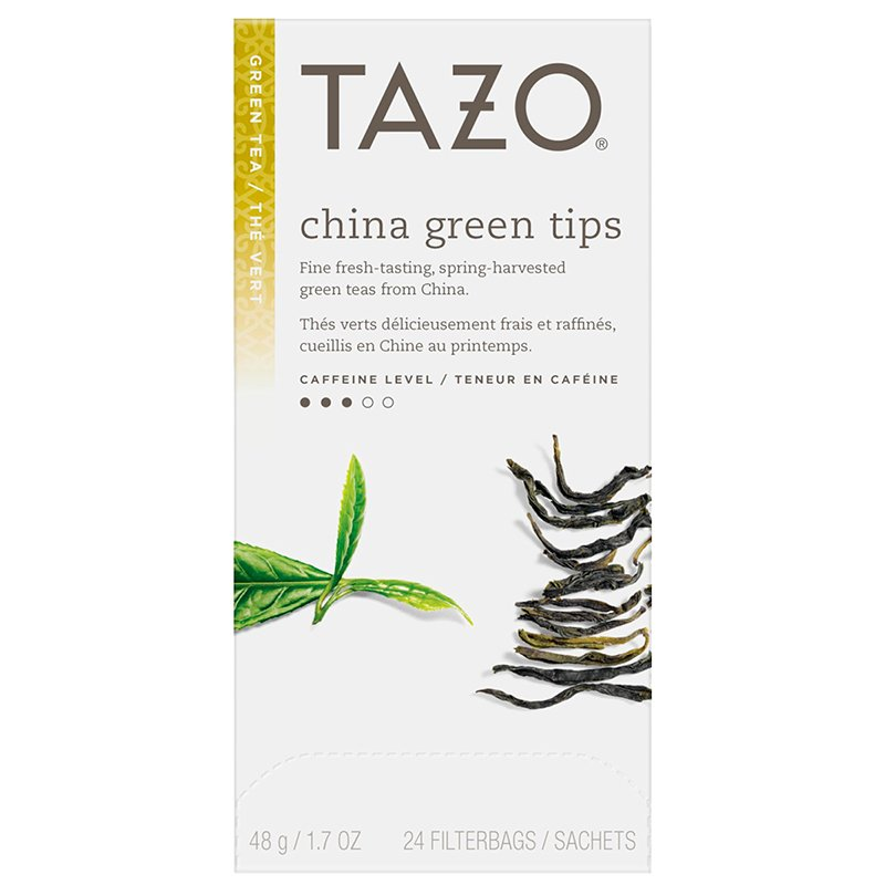 Tazo Tea - China Green Tips - 24's