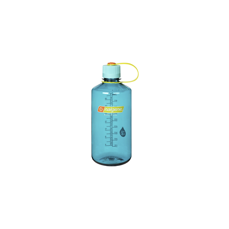 Nalgene Narrow Mouth Bottle - Cerulean - 1L