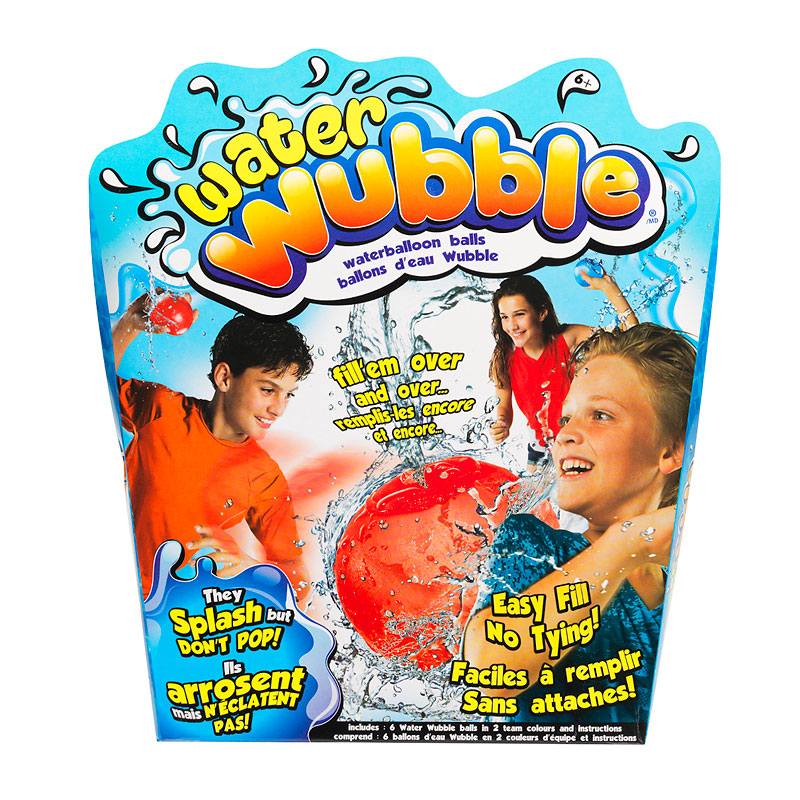 Water Wubble - 6 pack