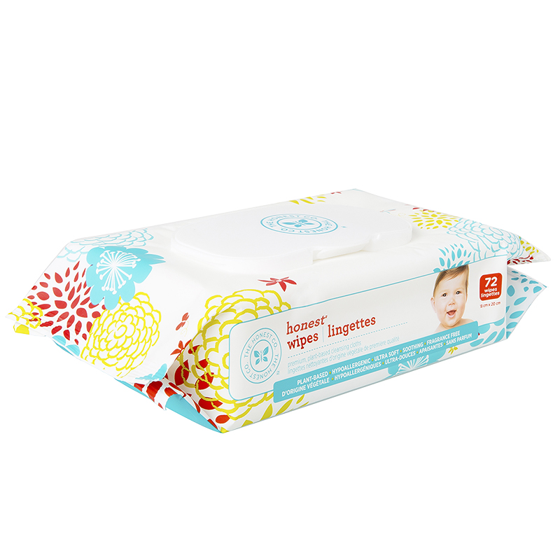The Honest Company Honest Wipes - 72's