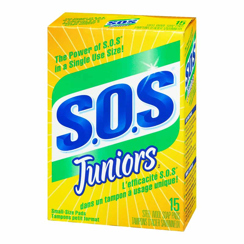 SOS Pads Junior