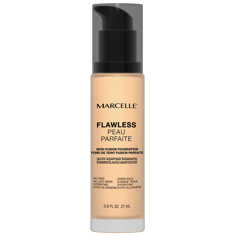 Marcelle Flawless Foundation - Classic Ivory
