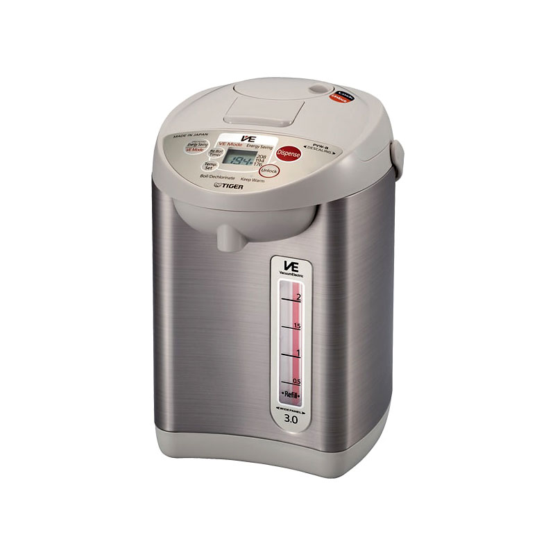 Tiger Water Heater - Beige - 3L - PVW-B30U