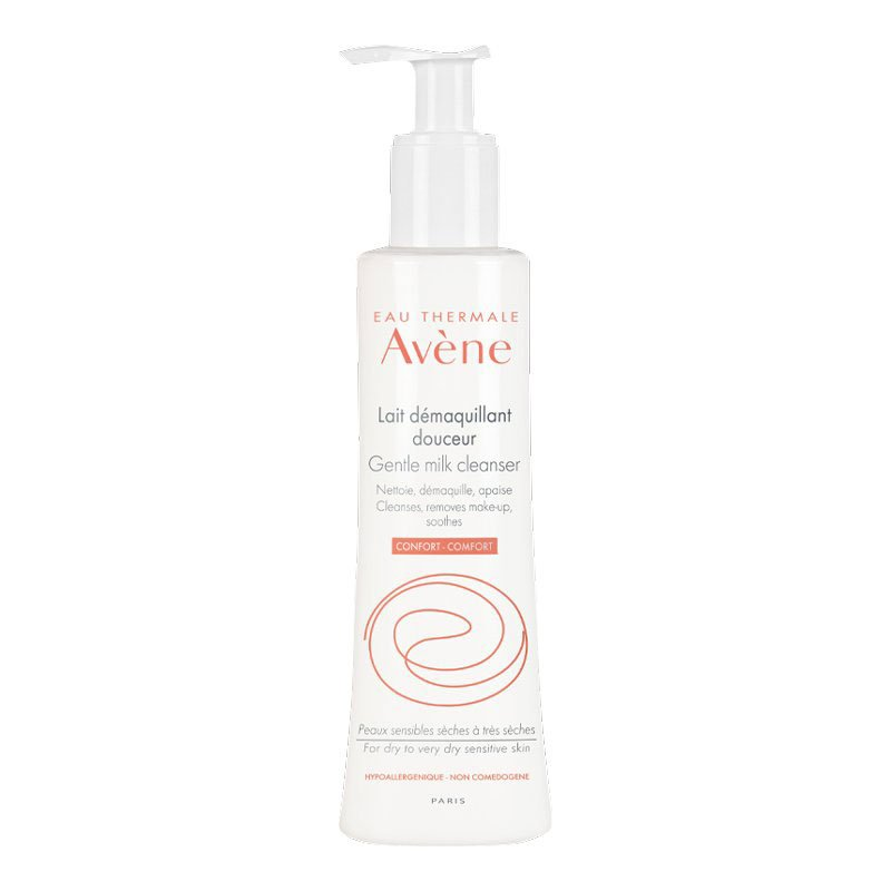 Avene Gentle Milk Cleanser - 200ml