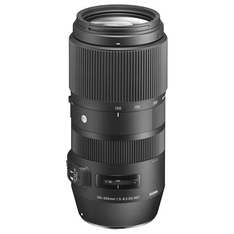 Sigma Contemporary 100-400mm F5-6.3 DG OS HSM Lens for Canon - COS1004DGC