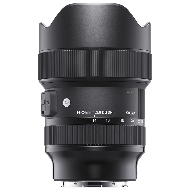 Sigma Art 14-24mm F2.8 DG DN Lens for L-Mount - A1424DGDNL