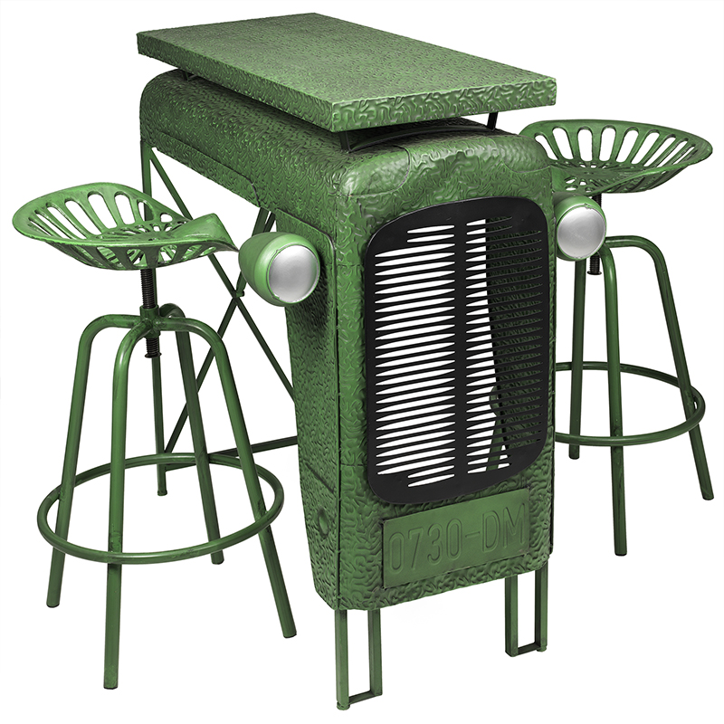 Tractor Table & Chairs Set - Green - Tractor Table & Chairs Set - Green London Drugs