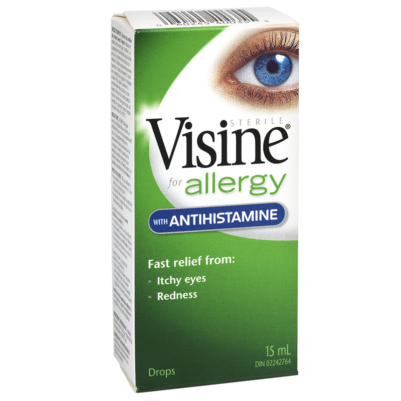 Visine Advance Allergy - 15ml