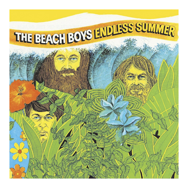 The Beach Boys - Endless Summer (Limited Edition) - Vinyl