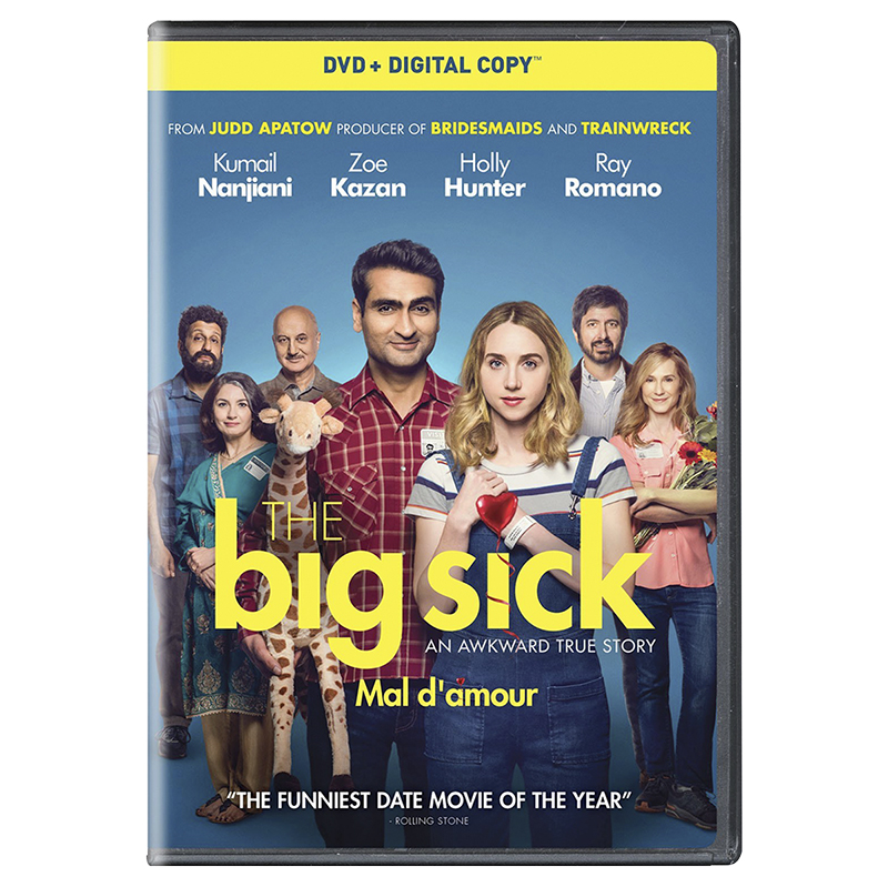 The Big Sick - DVD
