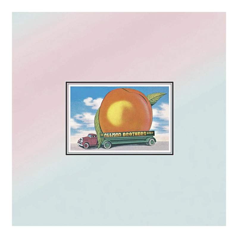 The Allman Brothers Band - Eat A Peach - Vinyl