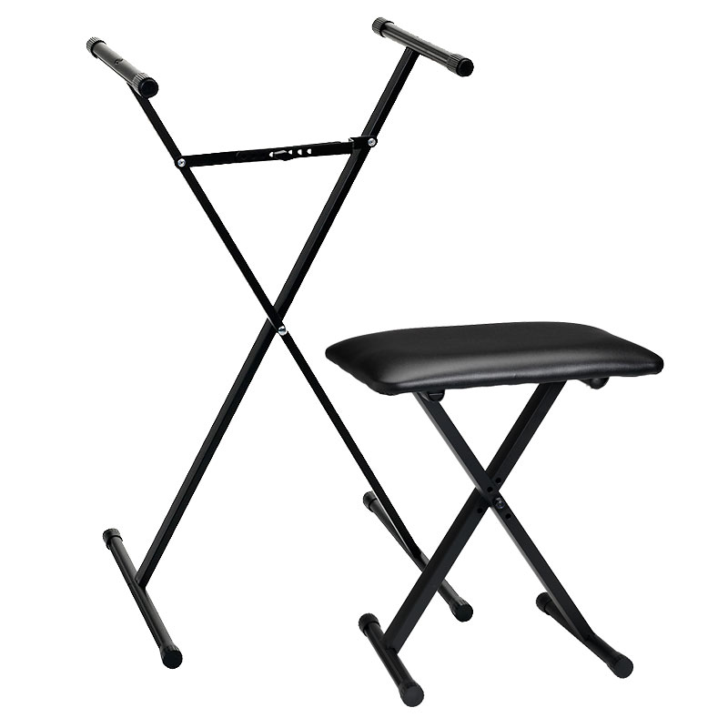 Casio Keyboard Stand + Bench Package - PKG #52100