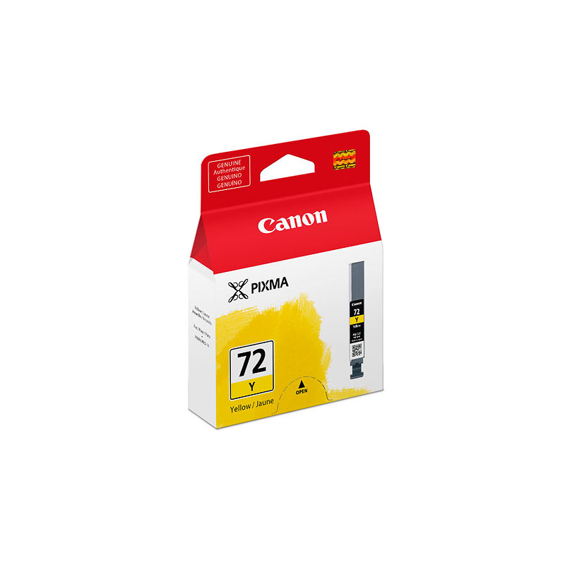 Canon PGI-72 Ink Tank - Yellow - 6406B002