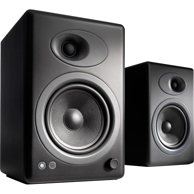 Audioengine A5 Premium Powered Bookshelf Speakers