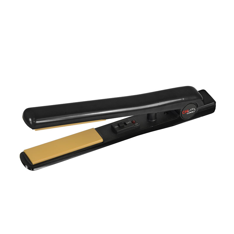 CHI Air Compact Ceramic 3/4inch Flat Iron - Black - CA1087F
