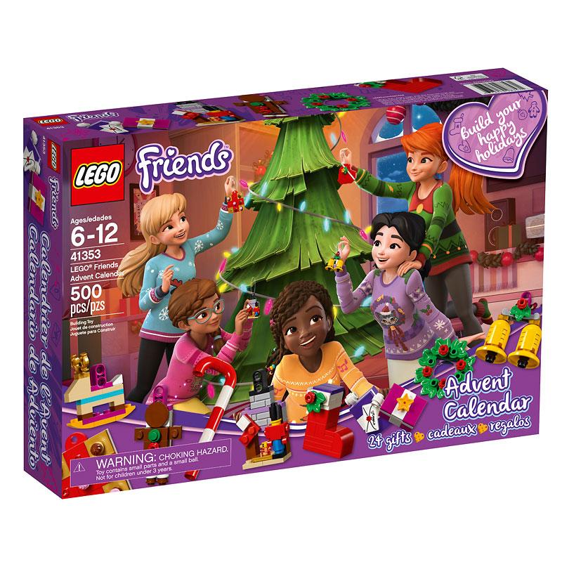 LEGO® Heartlake Friends Advent Calendar