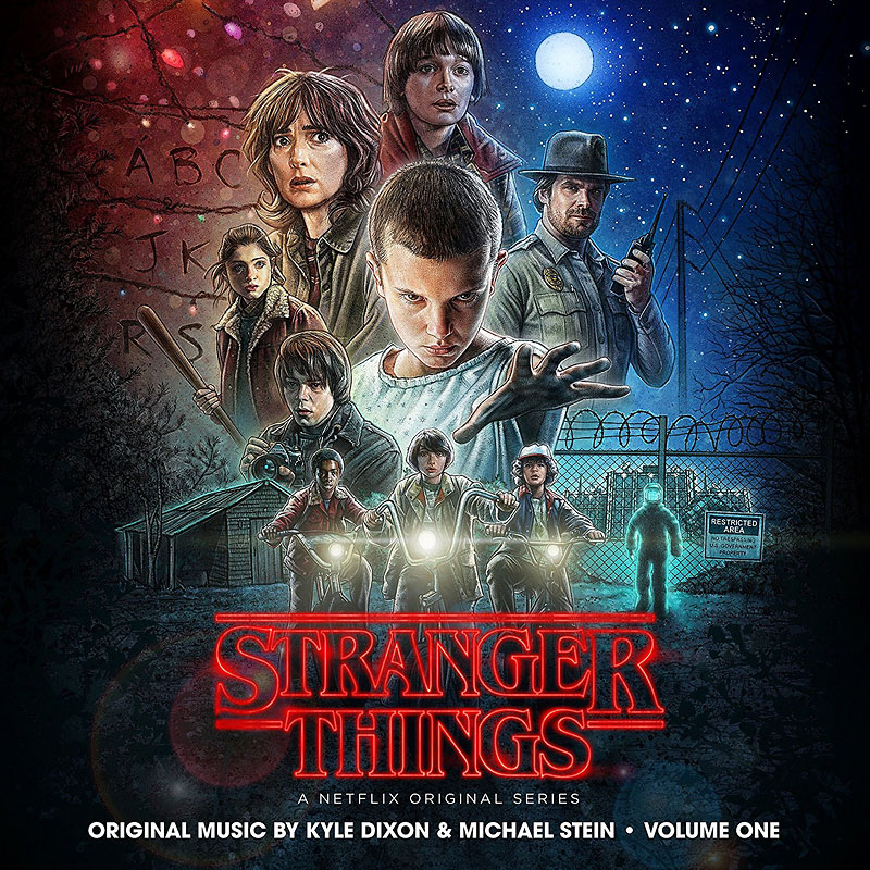 Soundtrack: Stranger Things Vol. 1 - Vinyl