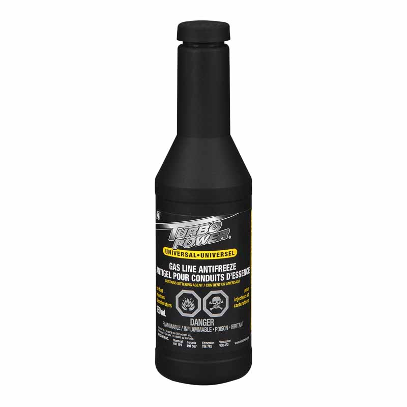 Universal Gas Line Anti-Freeze - 150 ml
