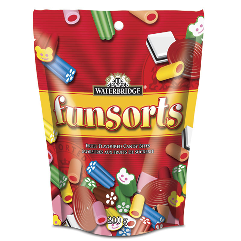 Waterbridge Red Funsorts - 200g