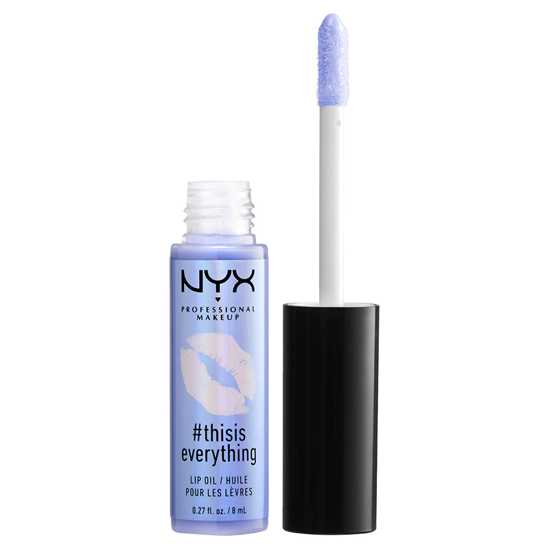 NYX Professional Makeup #thisiseverything Lip Oil - Sheer Lavender