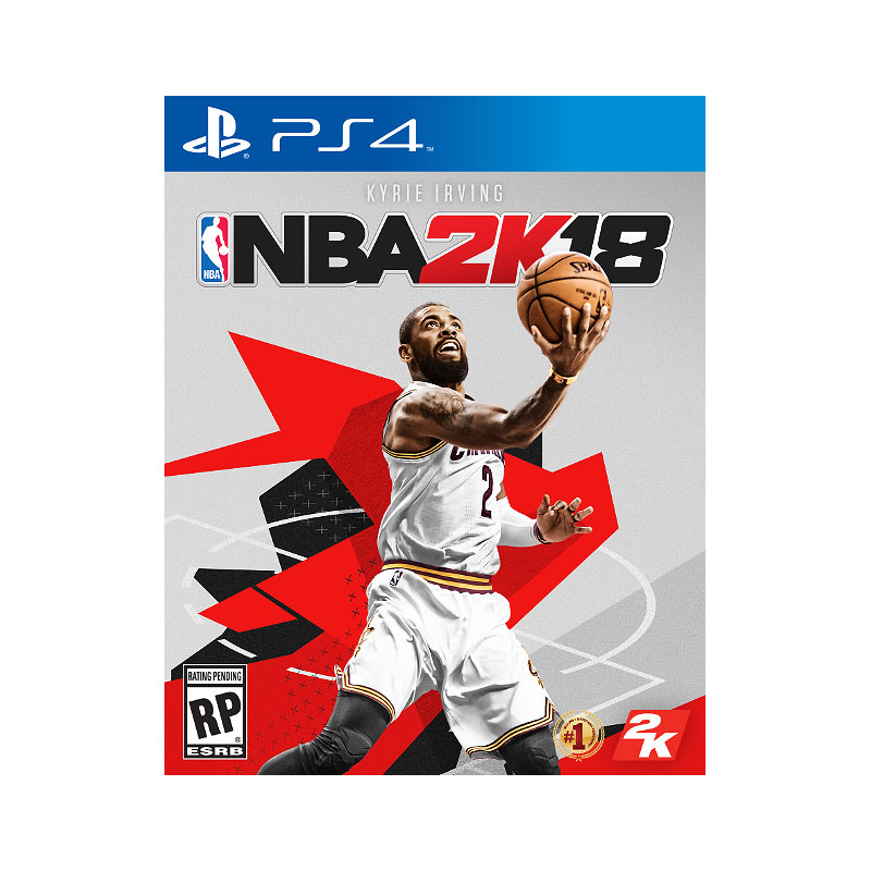 PS4 NBA 2K18 Early Tip Off
