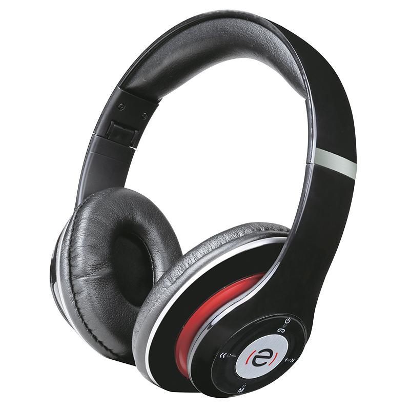 3902813d39d Escape Bluetooth Stereo Headphones - Black - BTS15BK | London Drugs