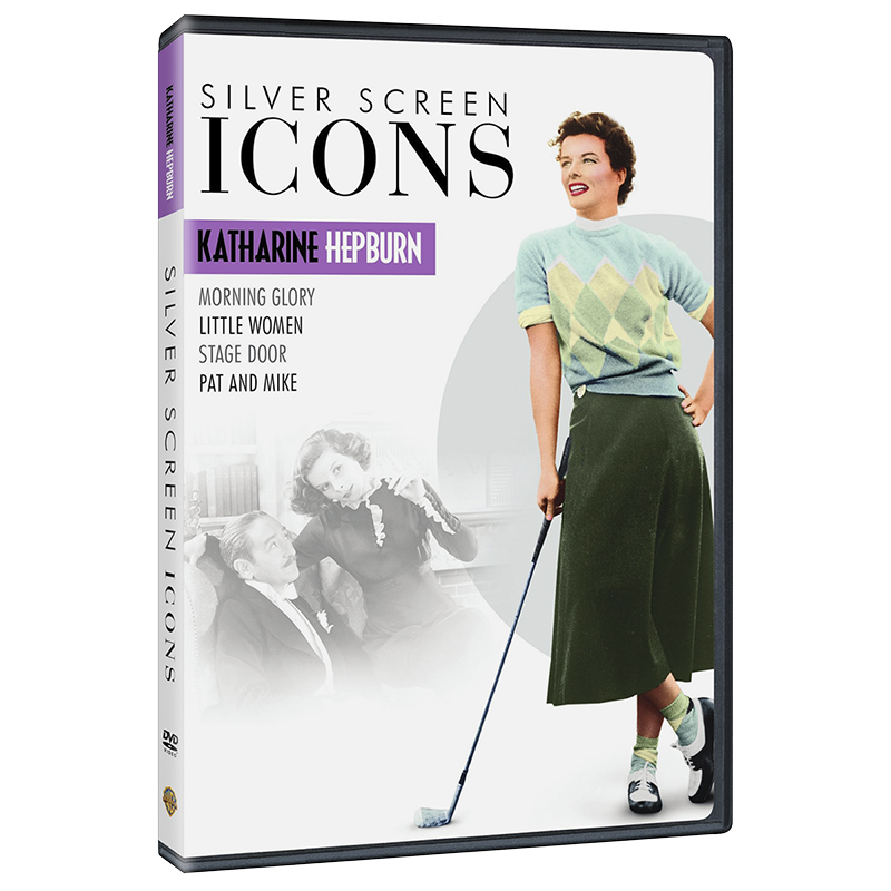 Silver Screen Icons: Katharine Hepburn - DVD