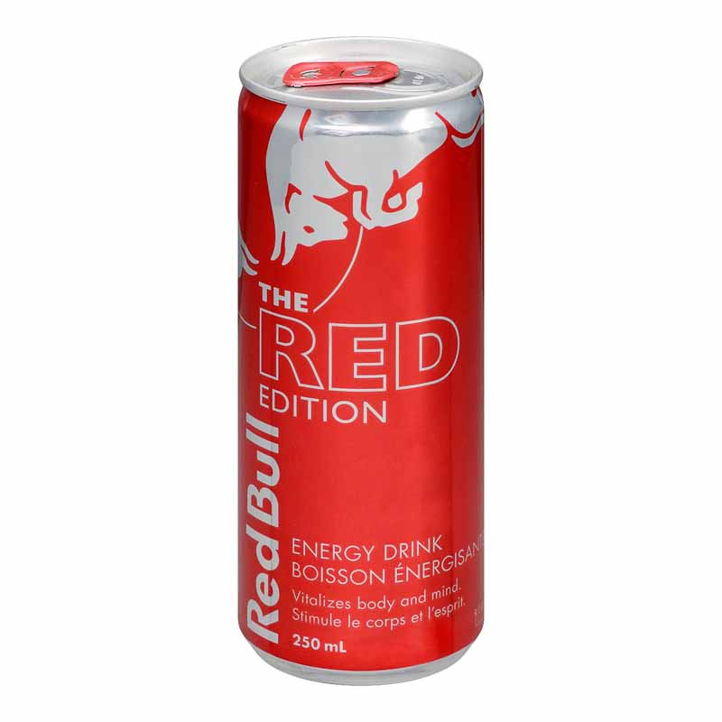 Red Bull Energy Drink - The Red Edition - 115g