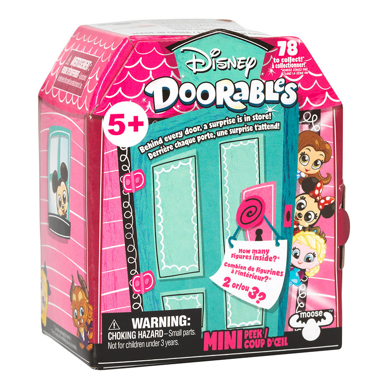 Disney Doorables S1 - Mini Peak