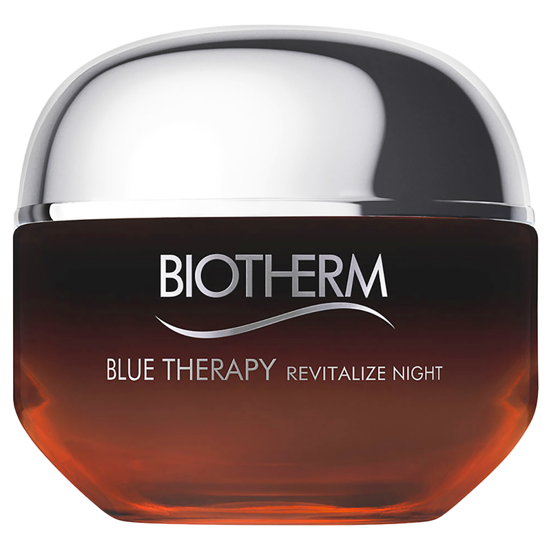Biotherm Blue Therapy Amber Algae Revitalize Night Cream - 50ml